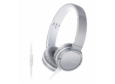 Ακουστικά κεφαλής Sony MDR ZX660 APW Λευκό