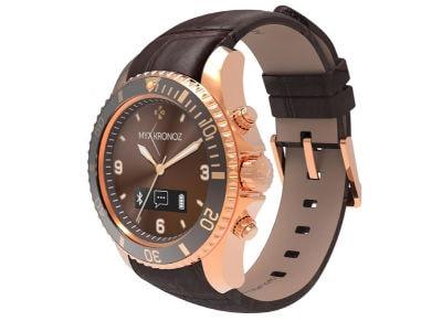 Smartwatch MyKronoz ZeClock Premium Χρυσό