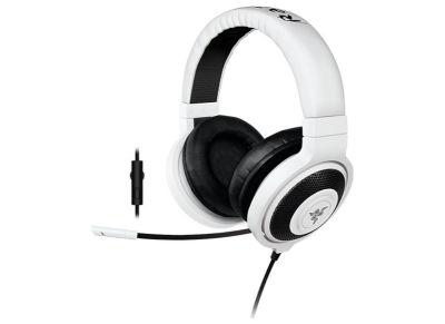 Gaming Headset Razer Kraken Pro In-Line Λευκό