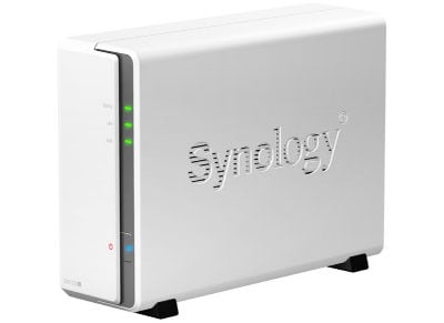 Synology Station DS115j 2TB 1Bay Ethernet
