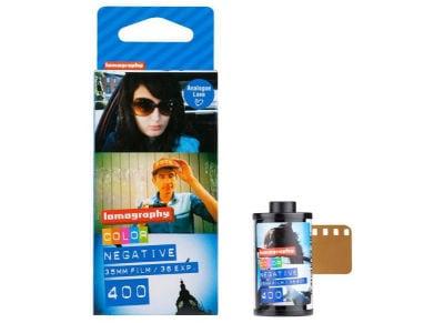 Lomography 400 Color Negative Film F436C3 3 τεμ.