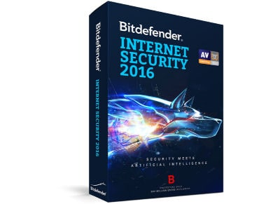 Bitdefender Internet Security 2016 - 1 έτος (3 PC)