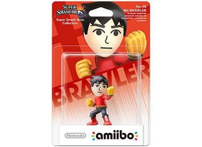 Φιγούρα Mii Brawler - Nintendo Amiibo