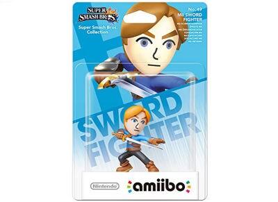 Φιγούρα Mii Swordfighter - Nintendo Amiibo