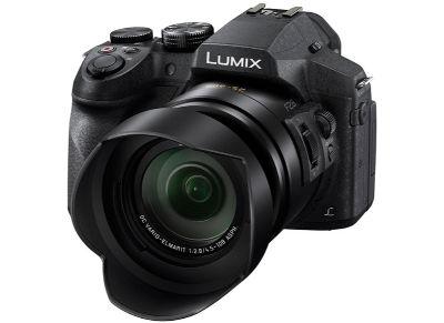 Compact Panasonic Lumix DMC-FZ300 - Μαύρο