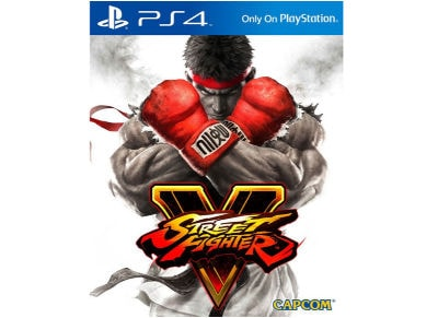 Street Fighter 5 - PS4 Game