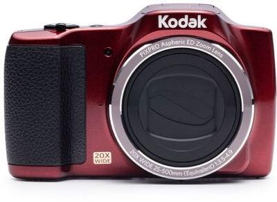 Compact Kodak Friendly Zoom FZ201 - Κόκκινο