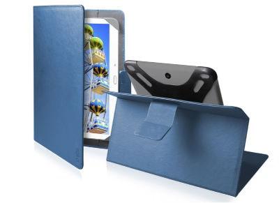 """Θήκη Tablet Universal 9""""-10.1"""" - SBS Book Rotation Case - Μπλε"""