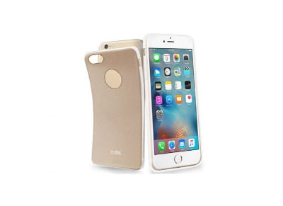 Θήκη iPhone 6/6S - SBS Aero Extraslim Cover - Χρυσό