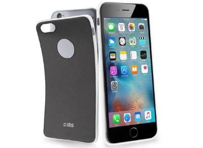 Θήκη iPhone 6/6S - SBS Aero Extraslim Cover - Μαύρο