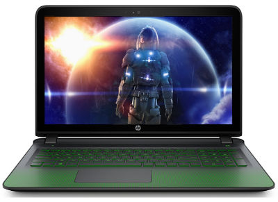 "Laptop HP 15-ak100nv - 15.6"" (i7-6700HQ/8GB/1TB & 128GB SSD/ 950M)"