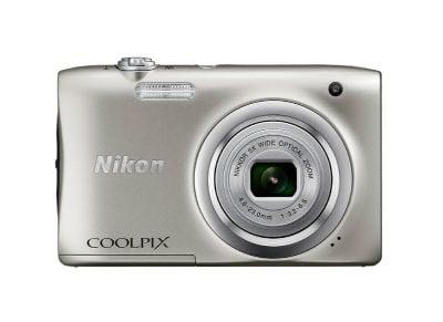 Compact Nikon Coolpix A100 - Ασημί