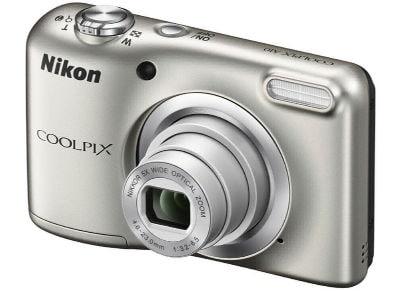 Compact Nikon Coolpix A10 - Ασημί