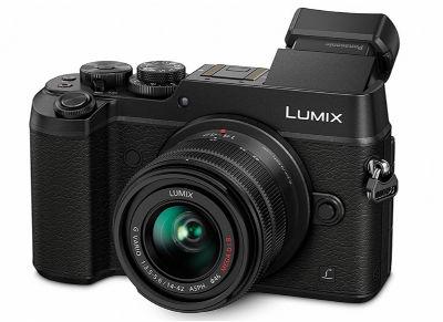Mirrorless Panasonic DMC GX8 - 14-42mm Μαύρο