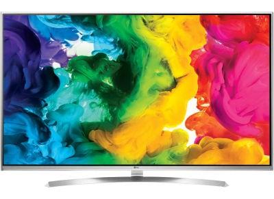 """Τηλεόραση LG 49"""" Smart 3D LED Ultra HD 49UH850V"""