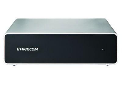 """Εξ. σκληρός δίσκος Freecom Quattro 56068 3TB 3.5"""" USB 3.0 Ασημί"""