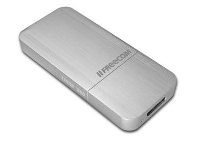 Εξ. σκληρός δίσκος Freecom mSSD 56314 256GB Utra Slim USB 3.0 Ασημί