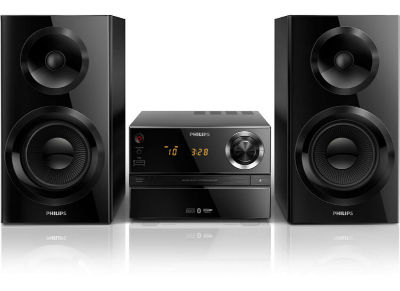 Philips Bluetooth Micro HiFi BTM2360