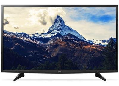 """Τηλεόραση 49"""" LG 49UH610V Smart LED Ultra HD"""