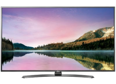 "Τηλεόραση 49"" LG 49UH661V Smart LED Ultra HD"