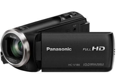 Βιντεοκάμερα Panasonic HC-V180 - Μαύρο