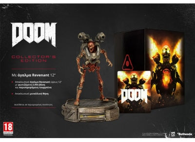 DOOM Collector's Edition - PS4 Game