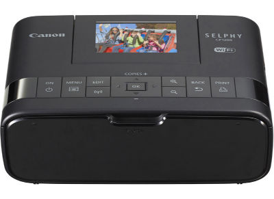 Canon Selphy CP1200 - Έγχρωμος Photo Printer