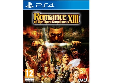 Romance of the Three Kingdoms XIII - PS4 Game