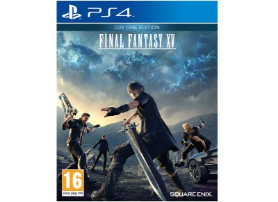 Final Fantasy XV Day One Edition - PS4 Game