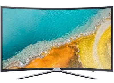 """Τηλεόραση Samsung 55"""" Curved Smart LED Full HD UE55K6300"""