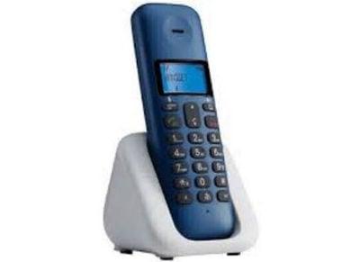Ασύρματο Τηλέφωνο Motorola T301 Μπλε