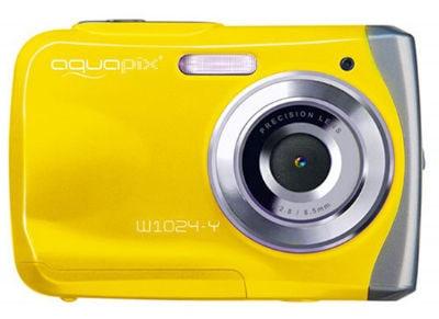 Compact Aquapix W1024-R Αδιάβροχη - Κίτρινο