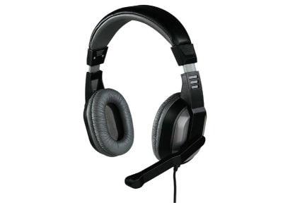 Ακουστικά Κεφαλής Hama Offbeat Μαύρο
