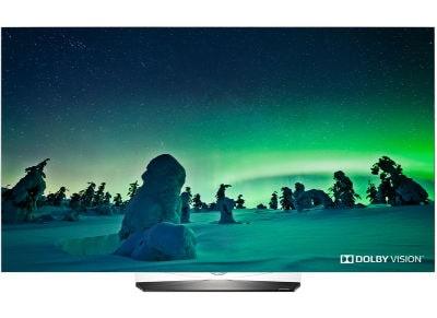 """Τηλεόραση LG 55"""" Smart OLED Ultra HD OLED55B6V"""