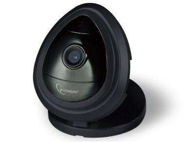 Ασύρματη IP Camera - Gembird ICAM-WHD-01 Μαύρο