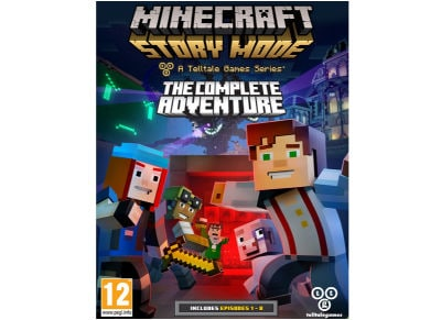 Minecraft Story Mode: The Complete Adventure - PC Game