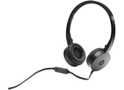 Ακουστικά Κεφαλής HP H2800 Headset Μαύρο