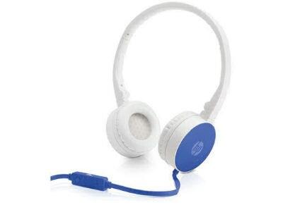 Ακουστικά Κεφαλής HP H2800 Headset Μπλε