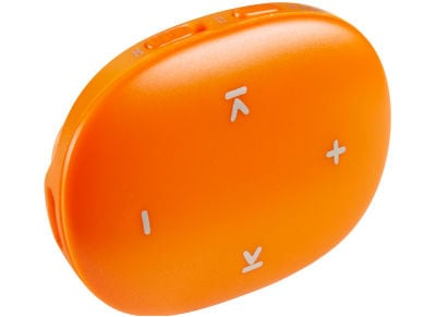 MP3 Player - Intenso 3604565 Music Dancer 8GB - Πορτοκαλί