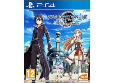 Sword Art Online: Hollow Realization - PS4 Game