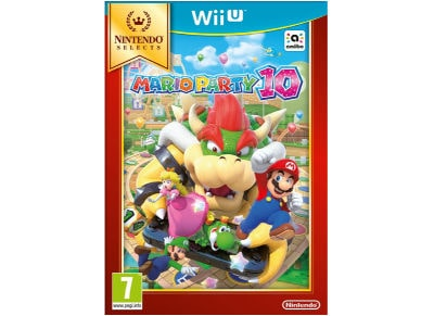 Mario Party 10 Selects - Wii U Game