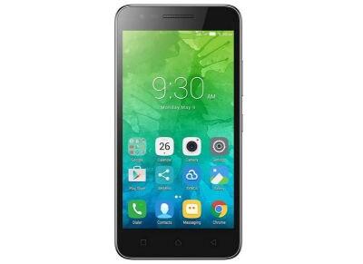 Lenovo C2 8GB Μαύρο Dual Sim Smartphone