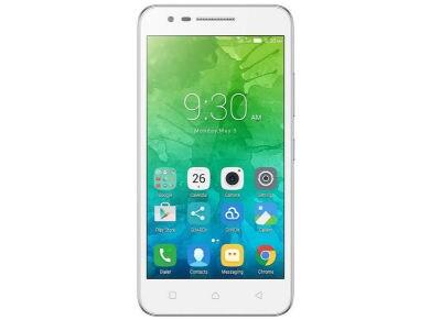 Lenovo C2 Power 16GB Λευκό Dual Sim Smartphone