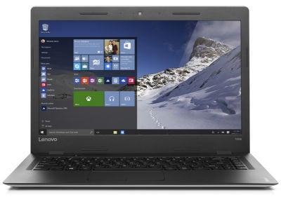 "Laptop Lenovo 100S14IBR 14"" (N3060/4GB/32GB/ HD)"