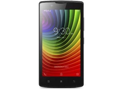 4G Smartphone Lenovo A2010 - Dual Sim 8GB Μαύρο