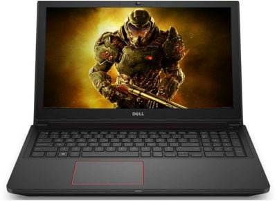 "Laptop Dell Inspiron 7559 15.6"" 4K (i7-6700HQ/16GB/1128GB/960M)"