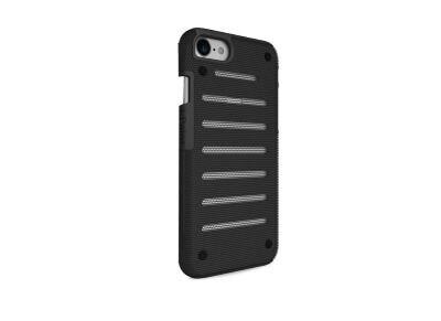 Θήκη iPhone 7 - iPaint Metal Case Μαύρο