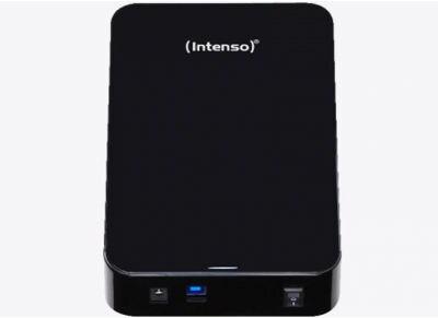 """Εξ. σκληρός δίσκος Intenso Memory Case 6031512 4TB 3.5"""" USB 3.0 Μαύρο"""
