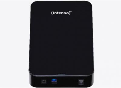 """Εξ. σκληρός δίσκος Intenso Memory Case 6031513 5TB 3.5"""" USB 3.0 Μαύρο"""