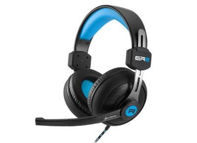 Sharkoon Rush ER2 - Gaming Headset Μπλε